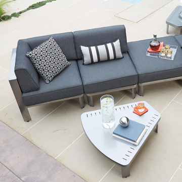 Metropolis Modern Deep Seating