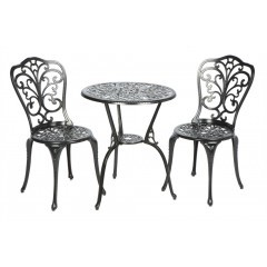 Cast Aluminum Bistro Set